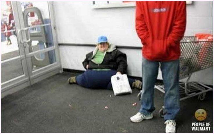 WalMart | Ghetto People At Walmart