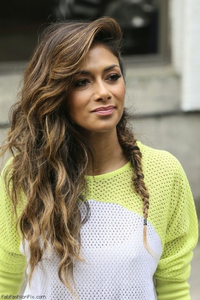 Go To Style for Summer: Fishtail Braids - Voice of Hair |Side Fishtail Braid With Curls