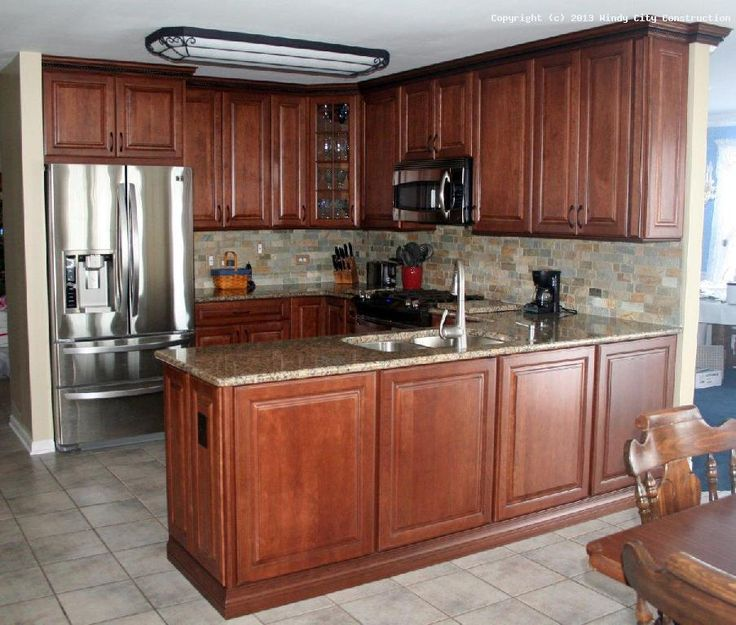 Pictures of Kitchen Remodeling before and after (photos) | Windy City Construction & Design