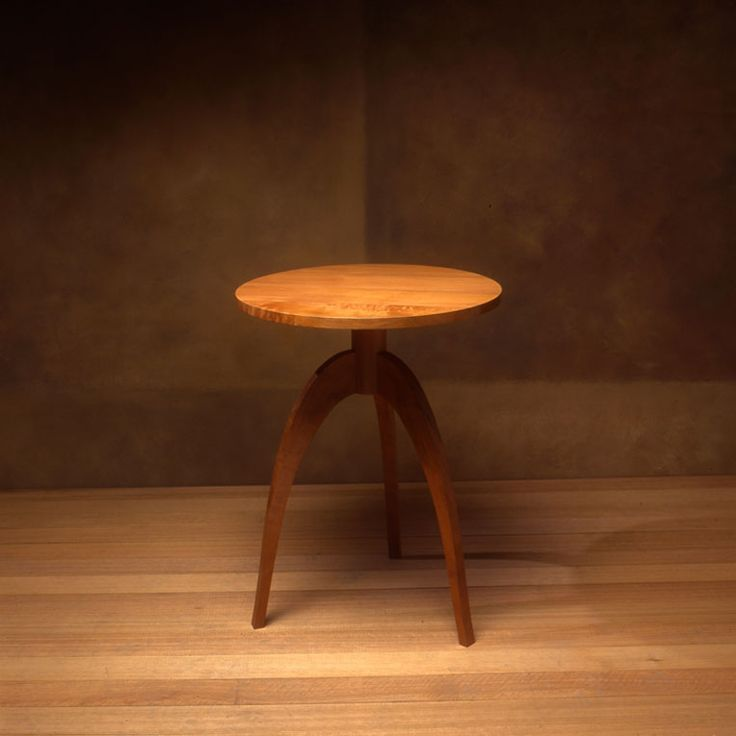 Tripod Table by Anton Gerner - bespoke contemporary furniture melbourne