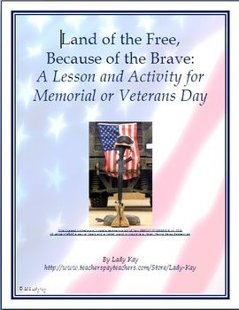 memorial day middle school activities