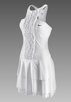 tennis in style...someday when I'm rich I'm going to have so many tennis dresses