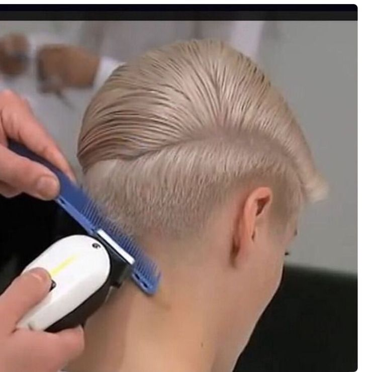 8 Best Clipper Over Comb Scissor Images On Pinterest Man S Hairstyle Hair Cut And Hairdos