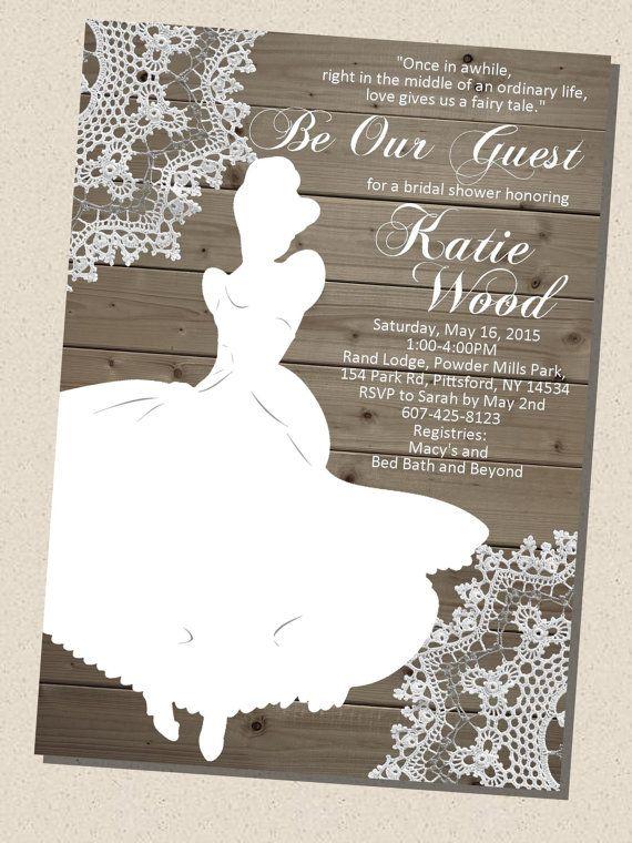 Rustic wooden vintage Disney Princess Cinderella by NhelyDesigns