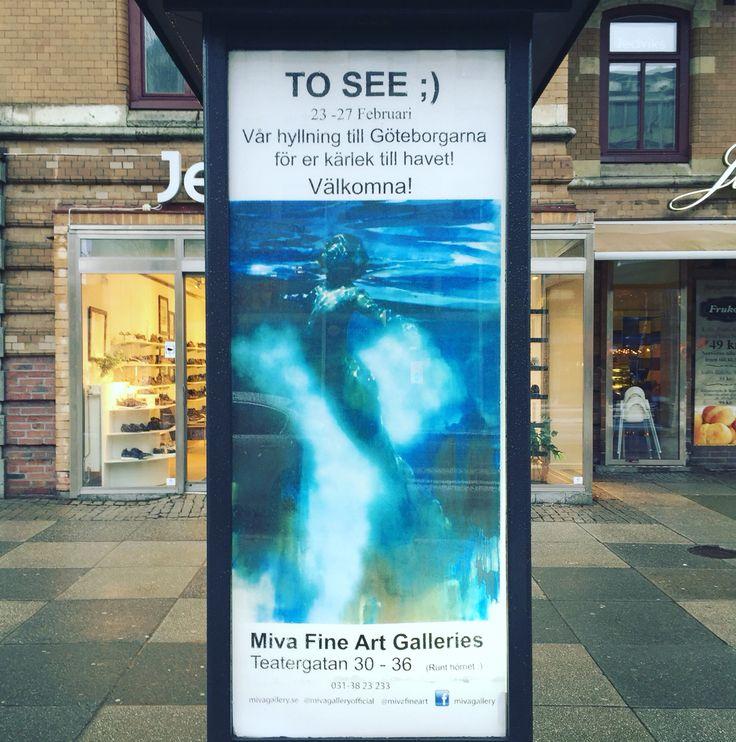 Go to Sea in Gothenburg 23-27 February.
