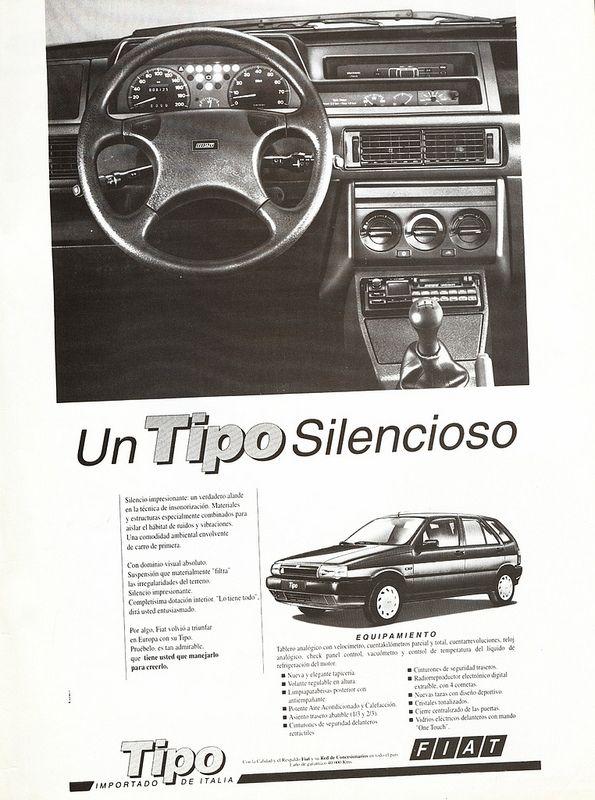 Fiat Tipo SX 1994