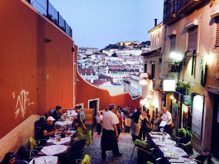 """BAIRRO ALTO - """"O BAIRRO"""" - 12 Things to do in Lisbon in Europe, Lisbon, Portugal"""
