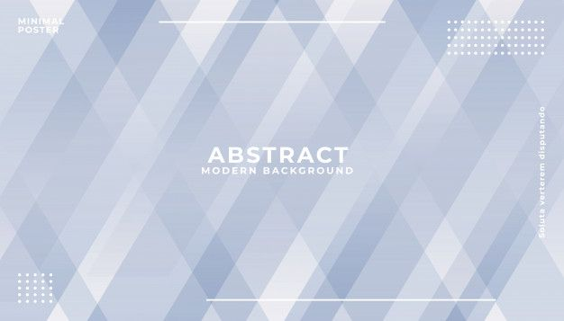 Abstract White And Gray Color Background Premium Vector