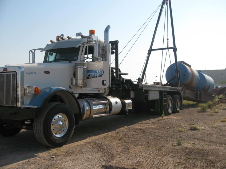 Semi Truck Oil : Best oilfield trucking pictures images on pinterest
