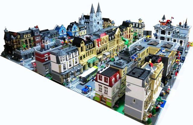 Lego Castor city                                                       …