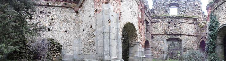 "Interior del Convento del ""Piélago"". HInojosa de San Vicente (Toledo)"