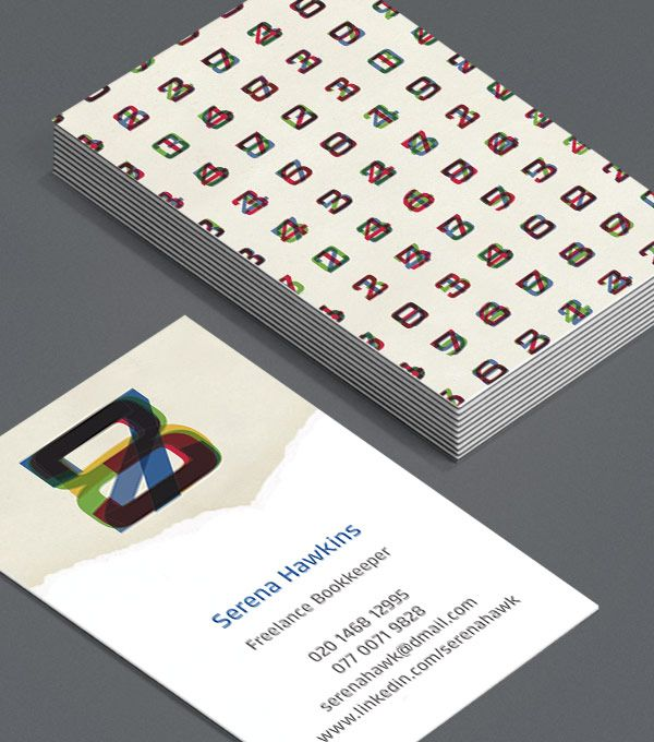 17 best bookkeeping business images on pinterest carte de visite this would make a great business card for someone with a computer science background by reheart Choice Image