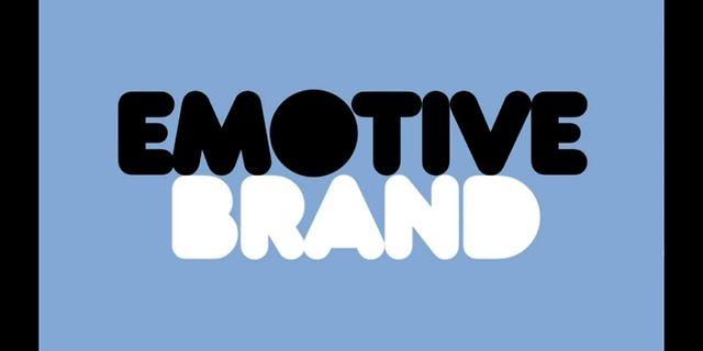 Emotive Branding by Emotive Brand. An emotive brand is emotionally important