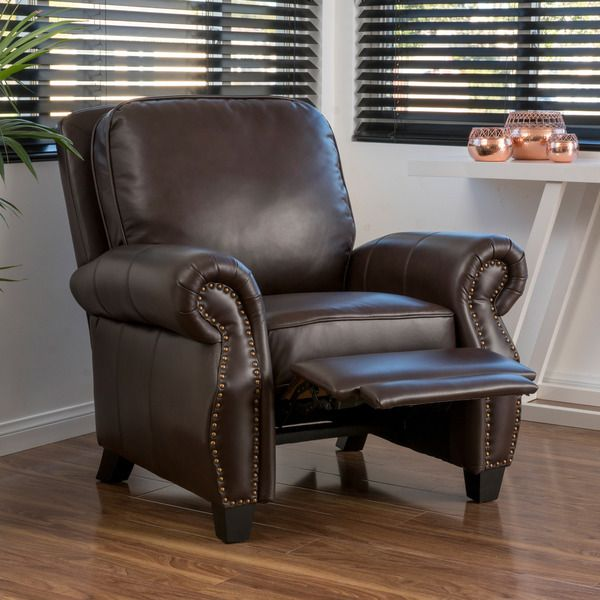 Christopher Knight Home Torreon PU Leather Recliner Club Chair & 2155 best Leather Recliners u0026 Recliner Chairs images on Pinterest ... islam-shia.org