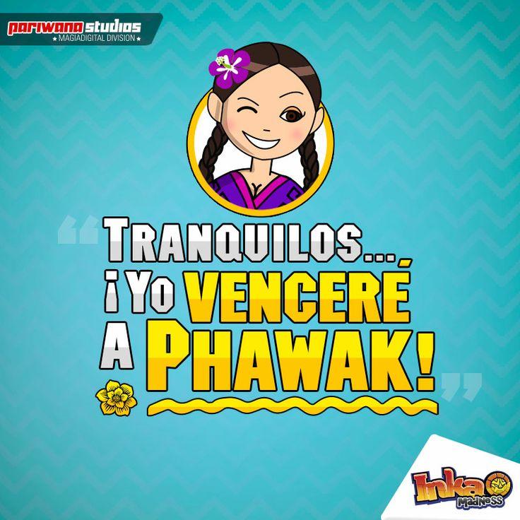 La Coya gamer. #gamer #inkamadness #peru #games #apps