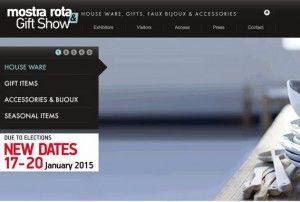 Νέες ημερομηνίες διεξαγωγής των εκθέσεων Athens Fashion Trade Show και Mostra Rota & Δωρέκθεση