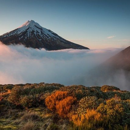 #MOUNT #TARANAKI by Christoph Schaarschmidt #Photocircle #nofilter #photoart #NewZealand #autumn #hike #naturephotography #Egmont #nationalpark #mountains #morning #landscapes #landscapephotography #light #sunrise #Kiwi  #Closethecircle - if you buy this photo Christoph Schaarschmidt and Photocircle #donate 9% to provide an #oxygen concentrator for patients with #TB in #EastTimor