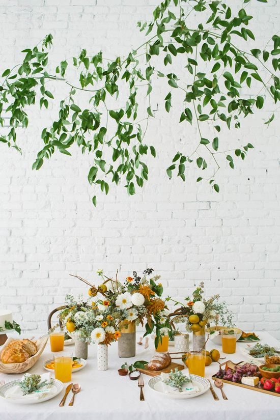 Fall table ideas designlovefest let 39 s party for Table 52 thanksgiving