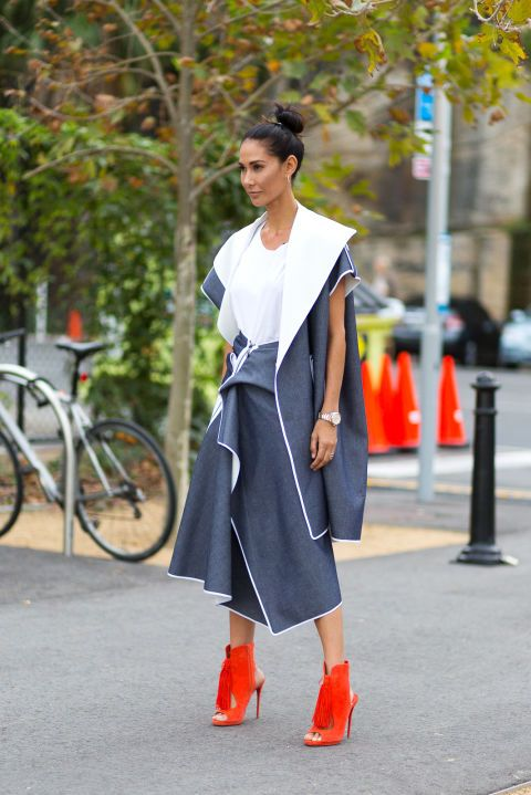 Fashion Week Australia may not get the same hype as New York, London, Paris, or  Milan but attendees this week are offering up some major style inspiration. Summ