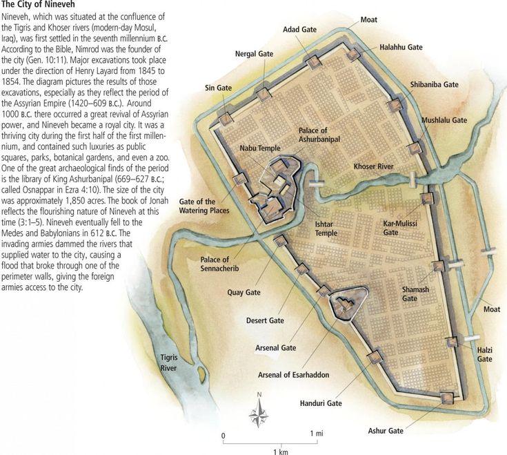 ninveveh the neo assyrian capital Nineveh governorate (arabic: محافظة نينوى ) (syriac: ܗܘܦܲܪܟܝܵܐ ܕܢܝܼܢܘܹܐ ) is a governorate in northern iraq that contains the ancient assyrian city of nineveh it was an integral part of assyria from the 25th century bc to the 7th century ad.