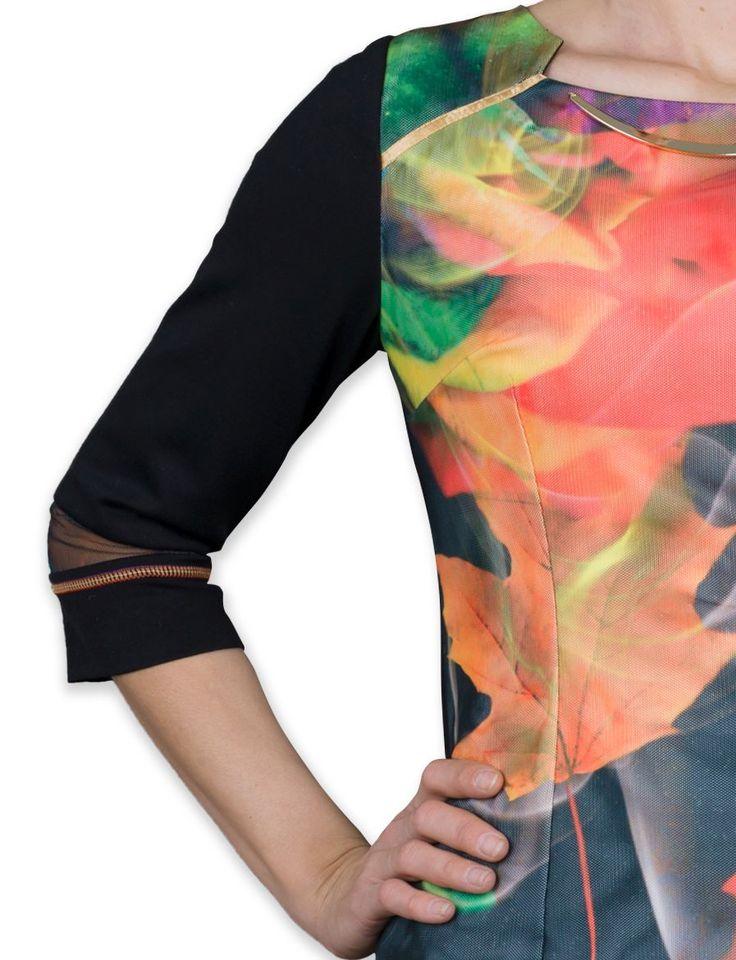 Sukienka Avatar - technologia druku 3D
