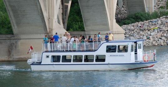 Shearwater River Cruises - Saskatoon, #Saskatchewan