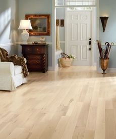 Superb Hardwood Maple   Winter Neutral Drama Is All About Contrasts. The Light  Pastel Walls And Light Hardwood Floor Pack A Creative Punch When Paired  With The ...