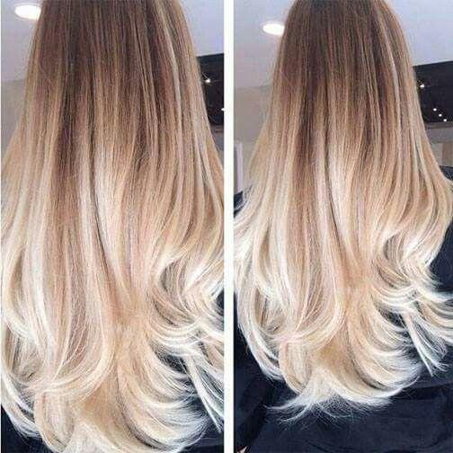 Medium to platinum blonde °J©°