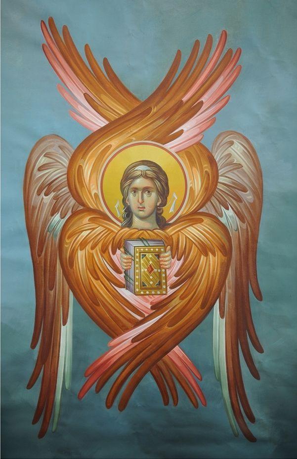 Картинки архангела михаила на рабочий прыгаешь врага