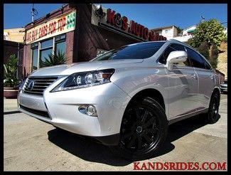2013 Lexus RX 350 Fully LoadedNavigationMoonroof San Diego