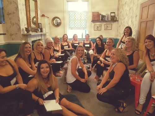 Debbies Life Drawing Class with wwwnudelifecouk  Hen