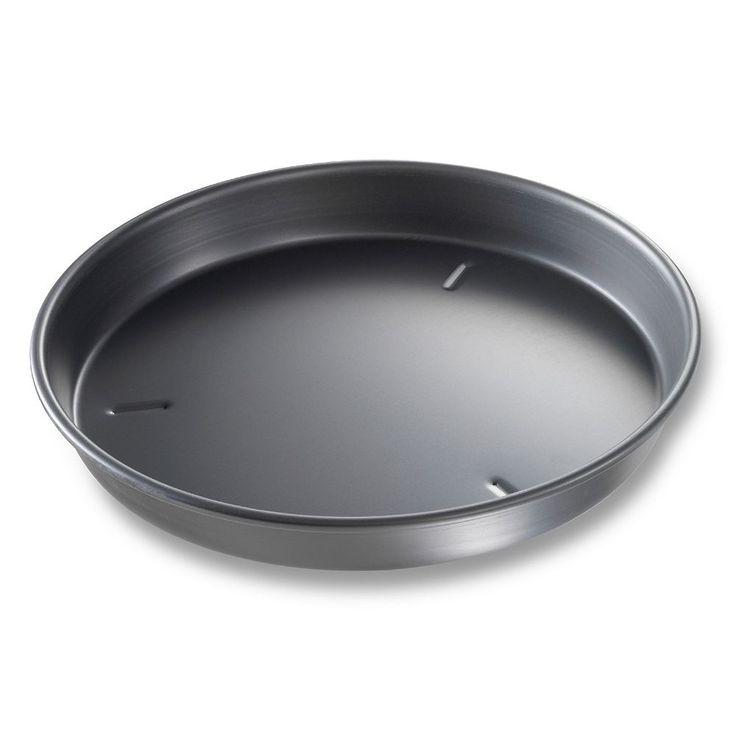 USA Pan 12-in. Nonstick Deep Dish Pizza Pan, Grey