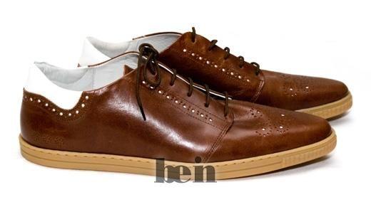 Купить мужские коричневые туфли недорого