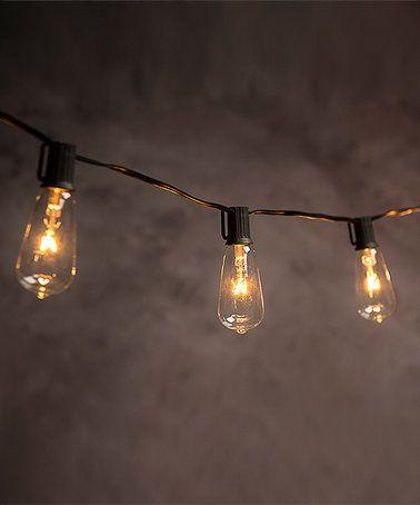 20u0027 Edison Bulb Copper Wire Light Strand