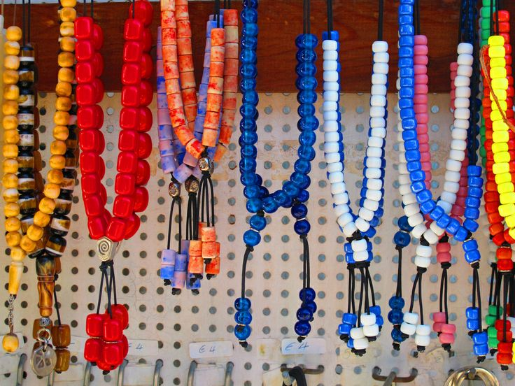 "Archaeologous.com says, ""You gotta have these when you leave Greece! Best #souvenirs are #WorryBeads."" Easy to pack, inexpensive and appreciated. #Monastiraki . #Plaka #GreekSouvenirs #GreeceTours"
