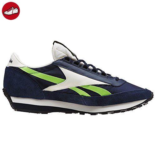 Reebok Schuhe – Aztec Og blau/weiß/grün Größe: 42.5 - Reebok schuhe (*Partner-Link)