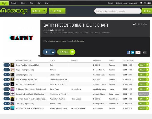 DECIDE RECORDS pres. DECIDE MIAMI 2014 INSIDE Gathy - BRING THE LIFE BUY NOW YOUR COPY! http://www.beatport.com/track/bring-the-life-original-mix/5215138