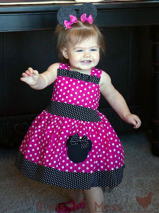 girls 1st birthday outfits minnie mouse | Minnie+Mouse+Mickey's+Clubhouse+Birthday+party+outfit+for+birthday ...