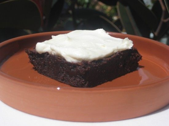 Vietnamese-Style Coffee Brownie with Sweetened Condensed Milk FrostingVietnamese-Style Coffee Brownie with…