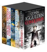 Conn Iggulden's No.1 bestselling series, which tells the epic story of Genghis Khan, his warrior sons, and their fight to rule an empire
