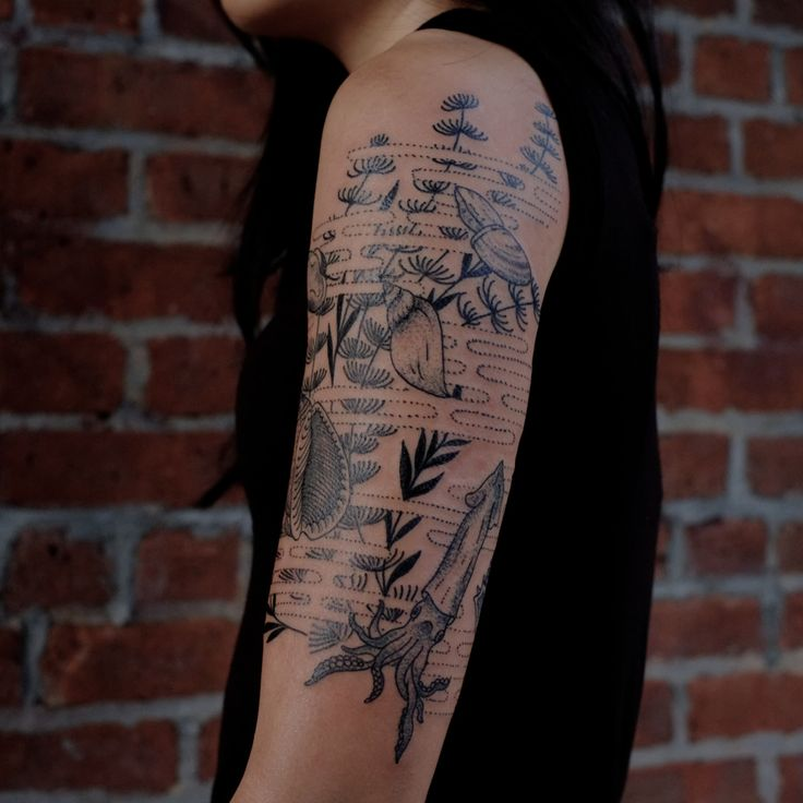 92 best ideas succulents and tattoos images on pinterest for Brooklyn tattoo ideas