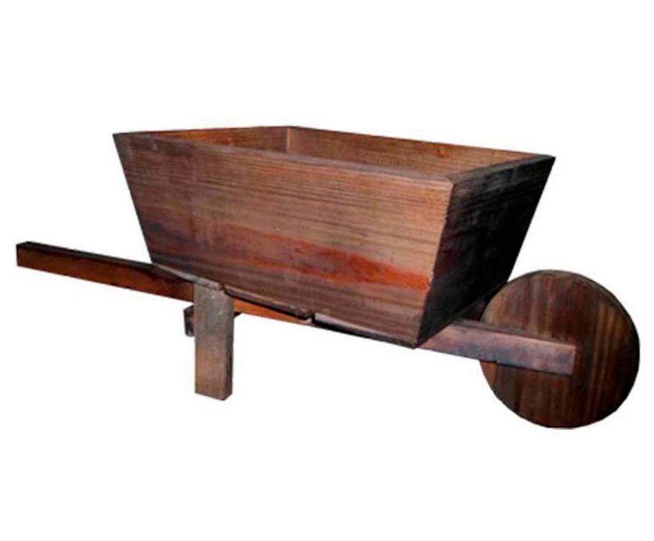 Oltre 25 fantastiche idee su giardino carriola su pinterest arredamento carriola fioriera - Carriola in legno da giardino ...