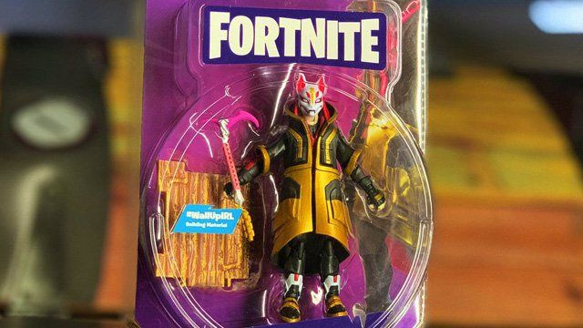 Fortnite Toys Revealed Drift Action Figure Among The With