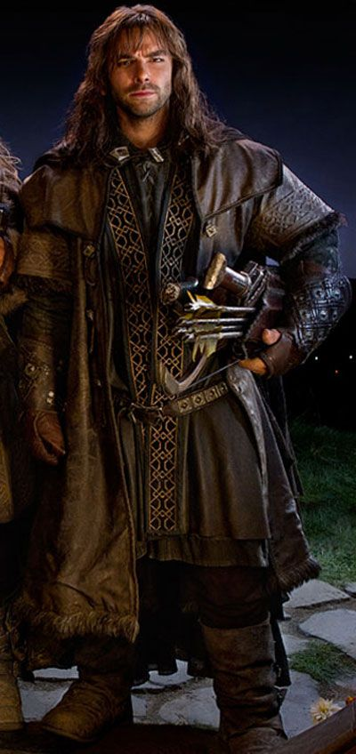 kili costume | Le Hobbit Cosplay - Costume Cosplay Kili version 01