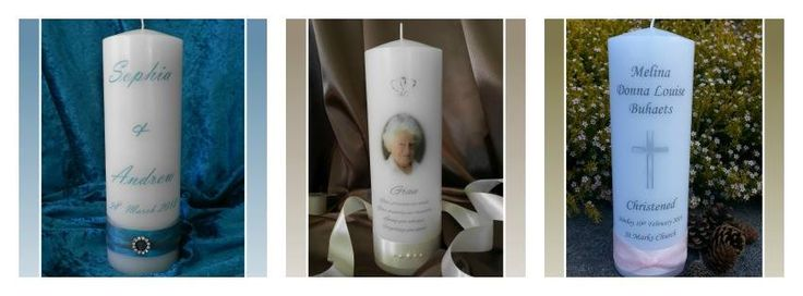 Enter to win: 12 DAYS OF CHRISTMAS - DAY 9 - 22cm Candle Personalised with your message | http://www.dango.co.nz/s.php?u=xTkX8VGQ2905