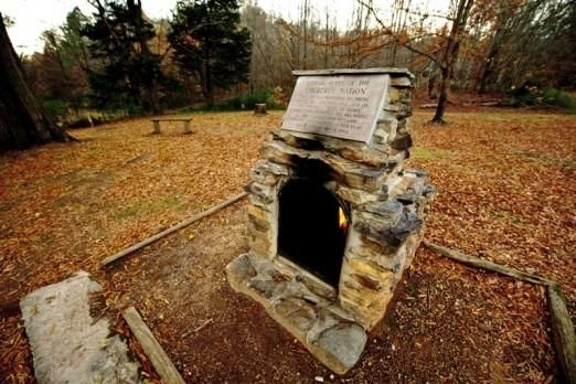 Cherokee tribes host historic meeting at ancestral council grounds at Red Clay | Nooga.com