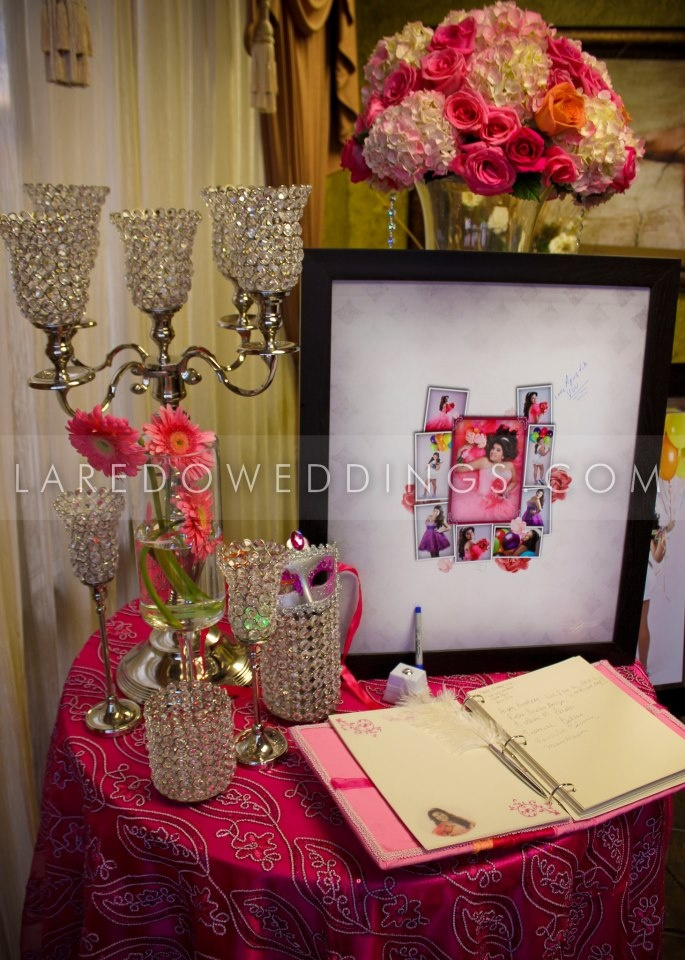 Quince party decorations just alexandra quinceaneras for Alexandra decoration