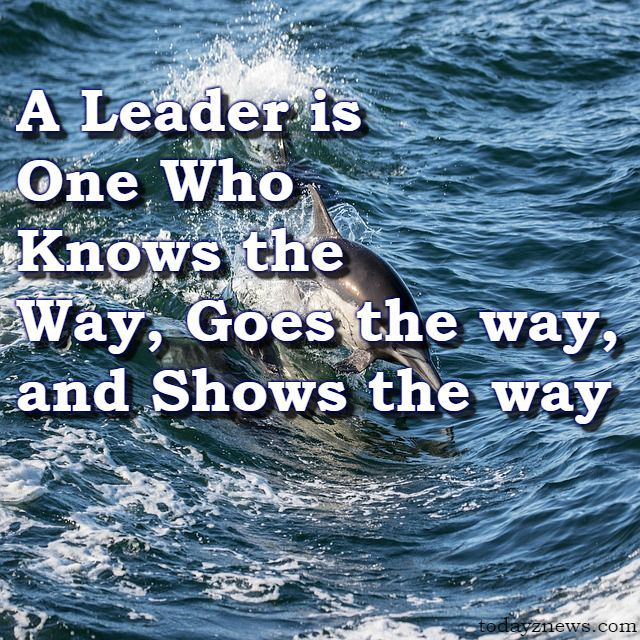 Inspirational Quotes From Leaders: 17 Best Inspirational Leadership Quotes On Pinterest