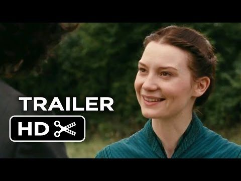 Madame Bovary Official Trailer #1 (2015) - Mia Wasikowska, Ezra Miller Drama HD - YouTube