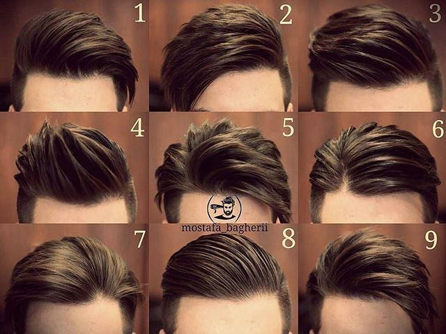 Choose one!  Follow us (@mensdapperhub) for more!  Also follow @menshairstylehub